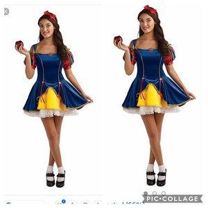 Snow White teen costume sz S